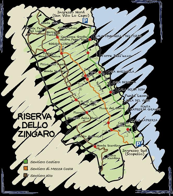 RISERVA NATURALE ORIENTATA ZINGARO